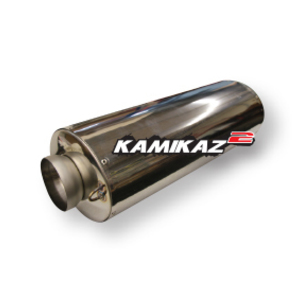 KAMIKAZ 2 exhaust