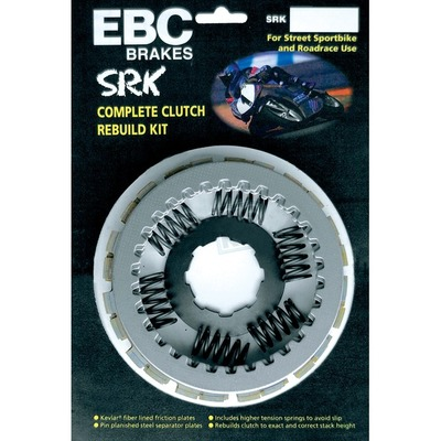 Embrayage EBC SRK Racing Kit Complet