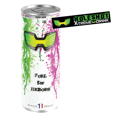 Boisson HOLESHOT (ENERGY DRINK ou Mojito)
