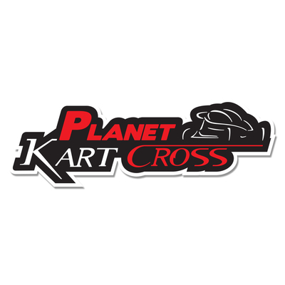Stickers Planet Kart Cross