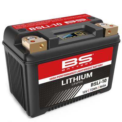 Batterie POWEROAD BSLI 10/12