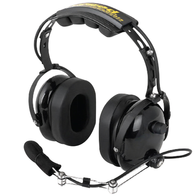 Casque stand double